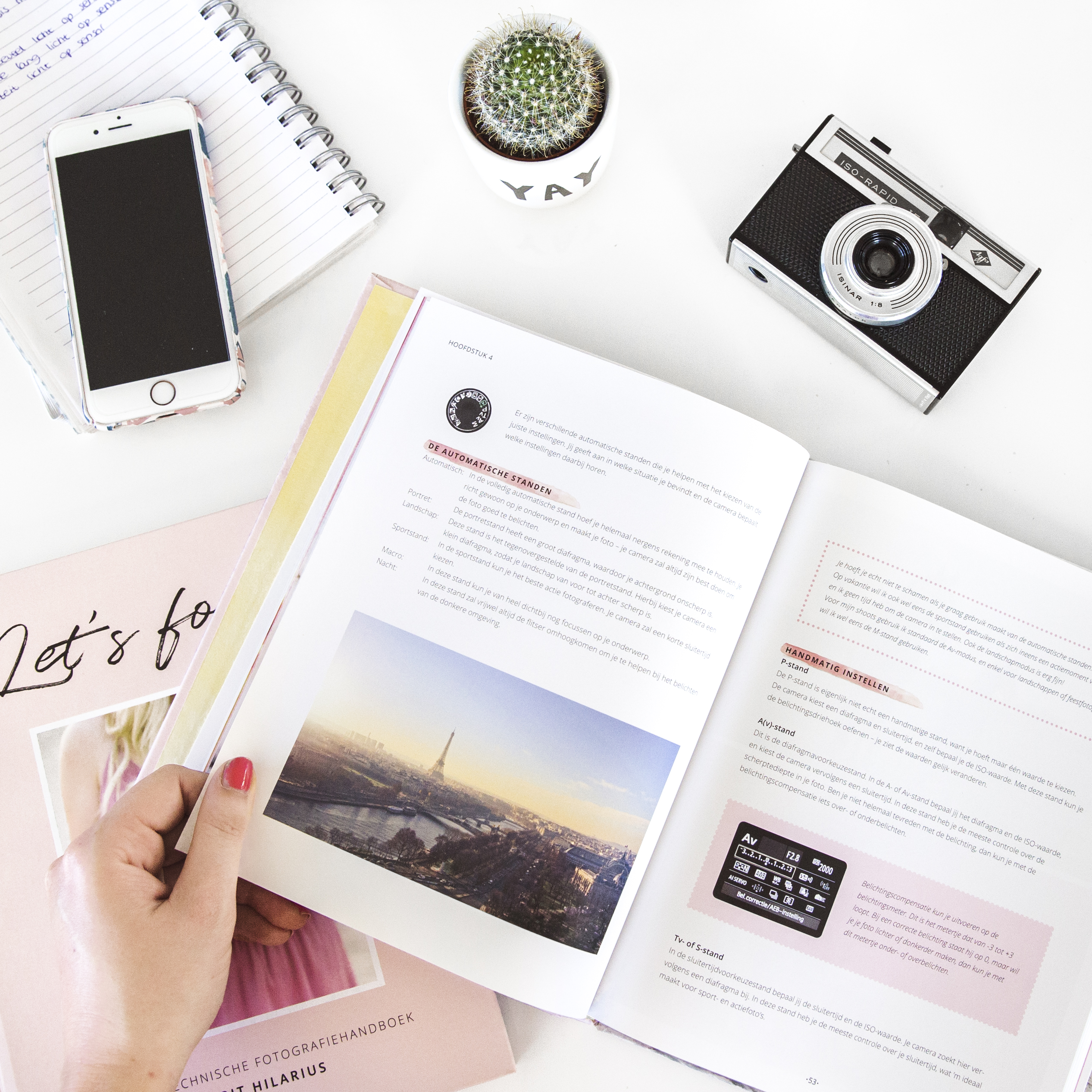 Let's focus! by Marit Hilarius