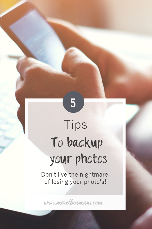 Have you ever lived through the nightmare of losing your photographs due to a poor backup schedule? Implement these tips and never worry again!