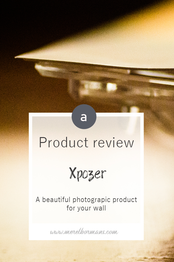 I'm impressed with the print of Xpozer! They where able to create an innovative product for a good price. I'm a fan!